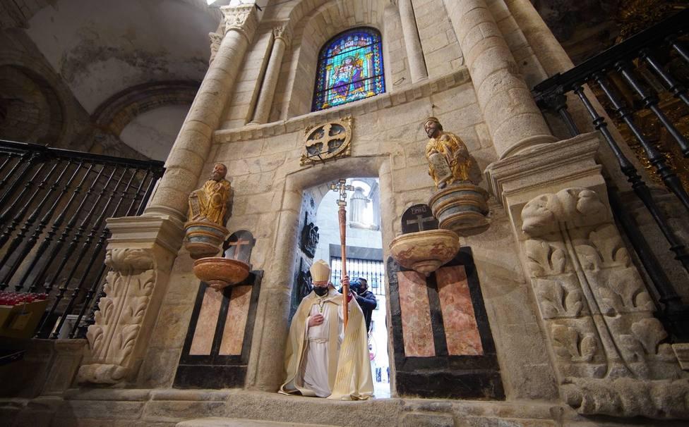 puerta santa apertura