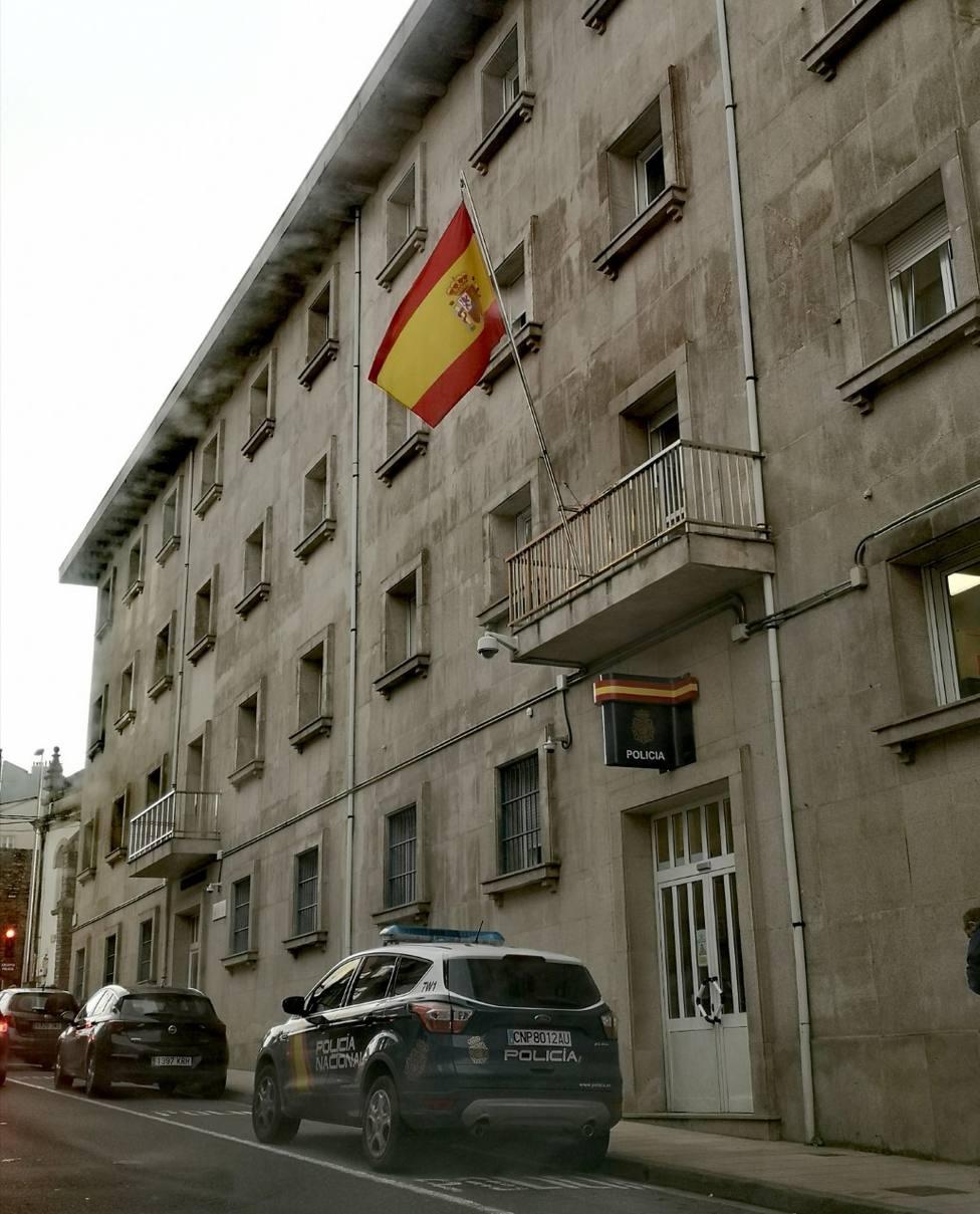 Detenido por acuchillar a su compañero de piso en Lugo
