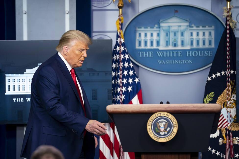 El Congreso de EEUU aprueba el segundo impeachment contra Trump