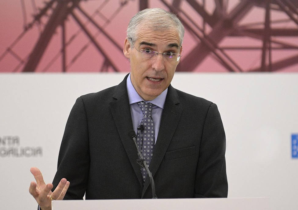 Francisco Condel, conselleiro de Economía, Empresa e Innovación - FOTO: Xunta