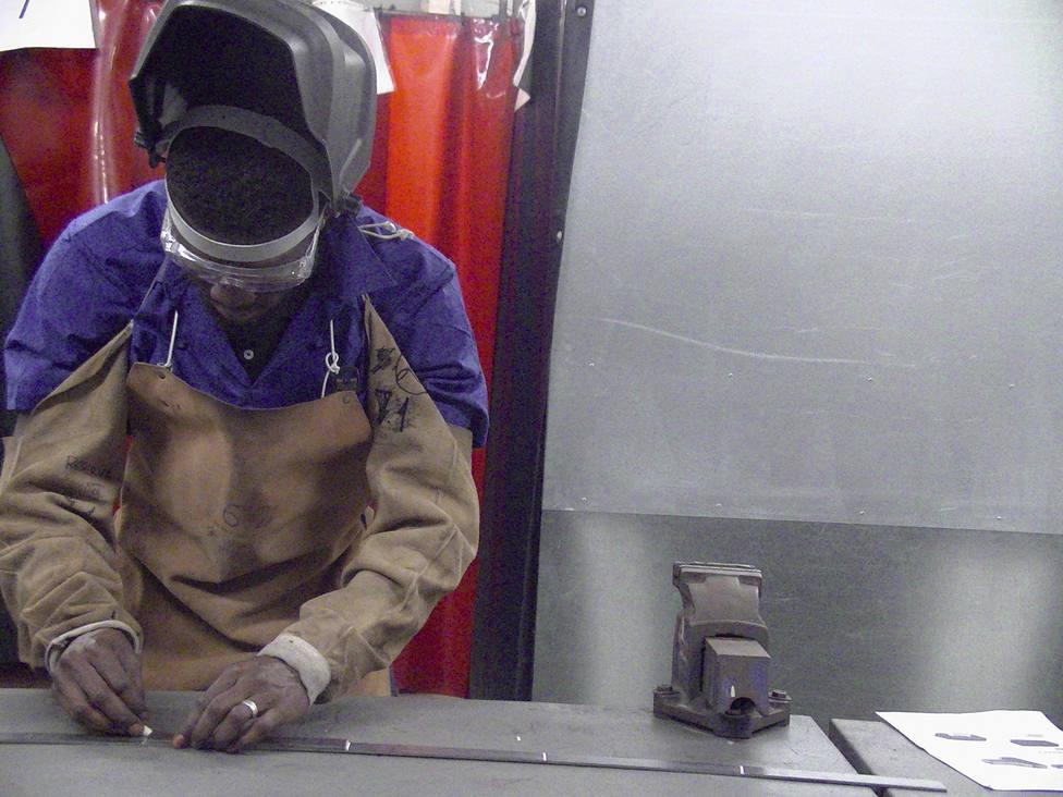 Aprendiendo carpinteria metálica