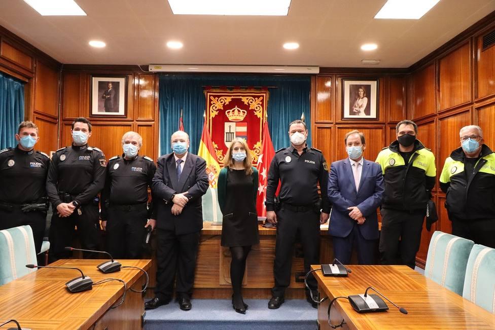 San Lorenzo de El Escorial incorpora un nuevo intendente a la Policía Local