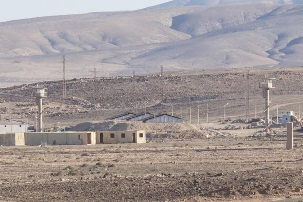 Ya son 19 las personas contagiadas de covid en el campamento de El Matorral