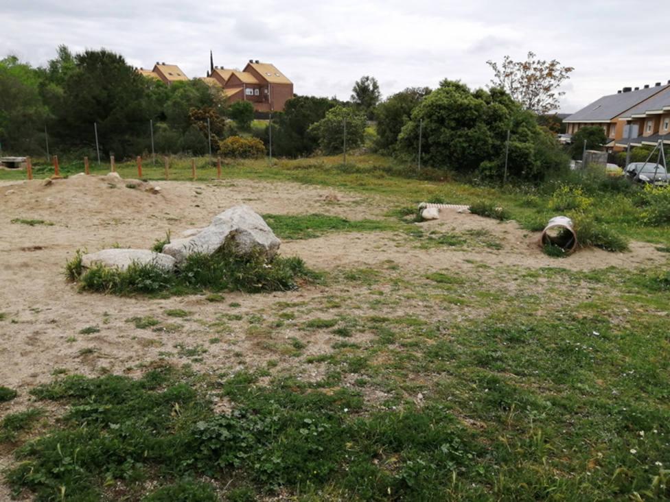 Área Canina del Cordel de Hoyo