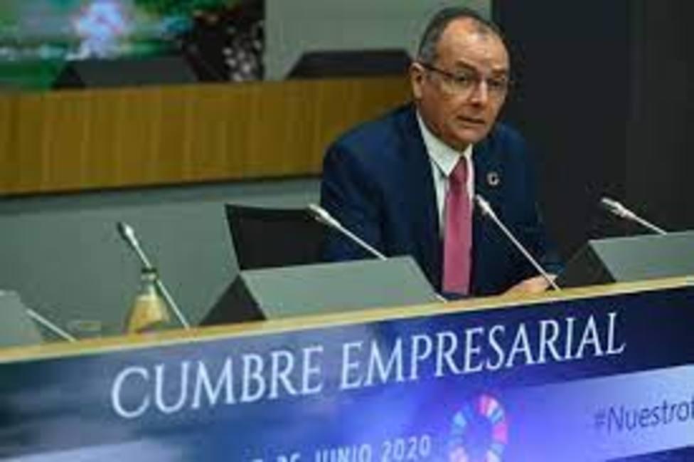 Salvador Navarro es presidente de la Condeferación Empresarial Valenciana