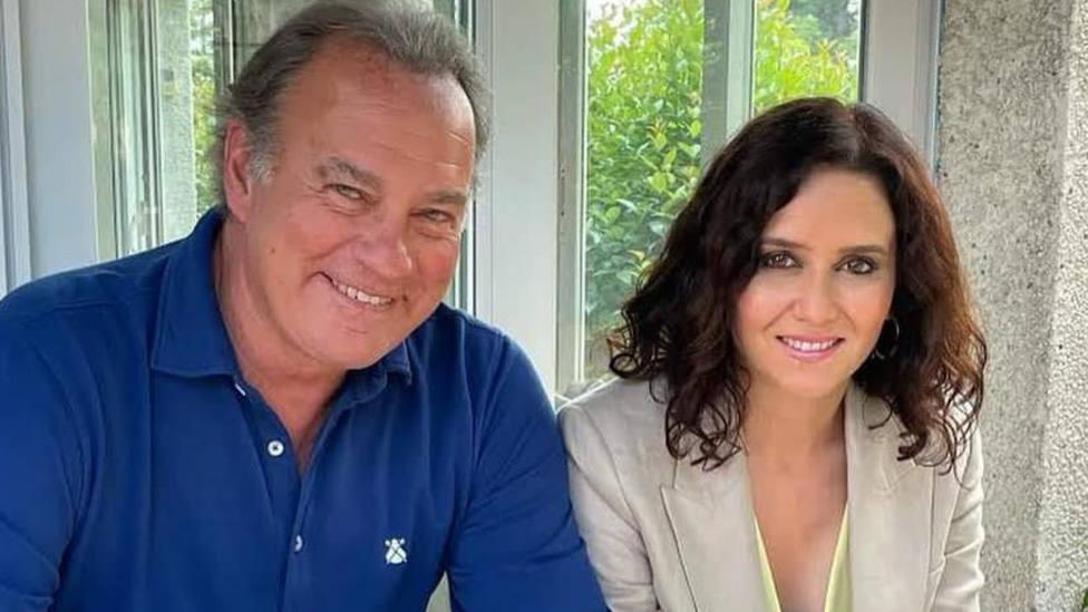 La película entre Bertín Osborne e Isabel Díaz Ayuso que triunfa en redes: El sábado en Antena 3