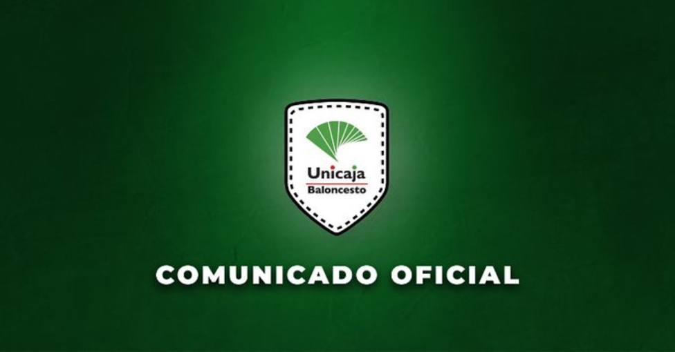 Comunicado oficial Unicaja