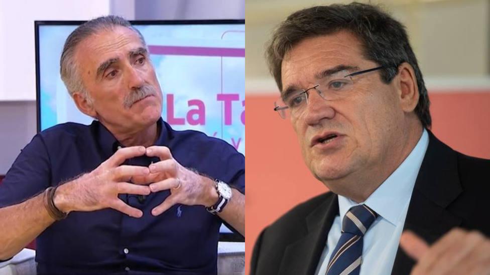 """El irónico comentario de Juan y Medio contra la reforma de las pensiones de Escrivá: """"Ya solo te queda..."""""""