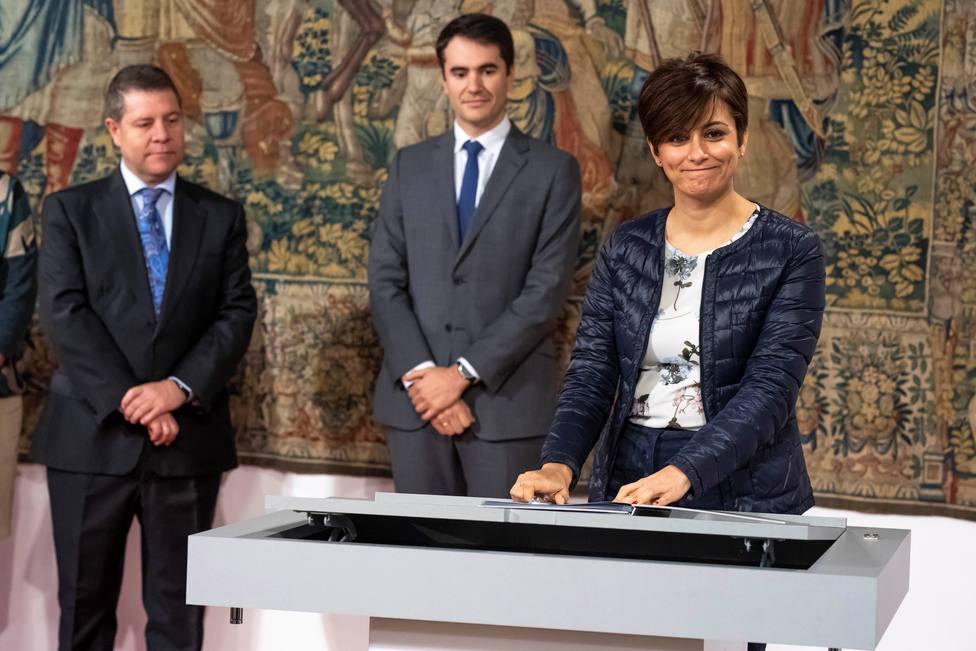 Firma de convenios para el desarrollo de Lanzaderas de Empleo