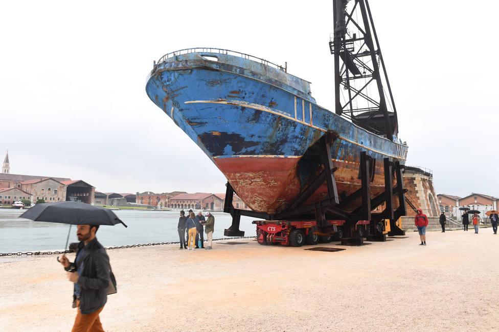 Italia prohibirá la entrada de grandes cruceros en Venecia a partir del 1 de agosto