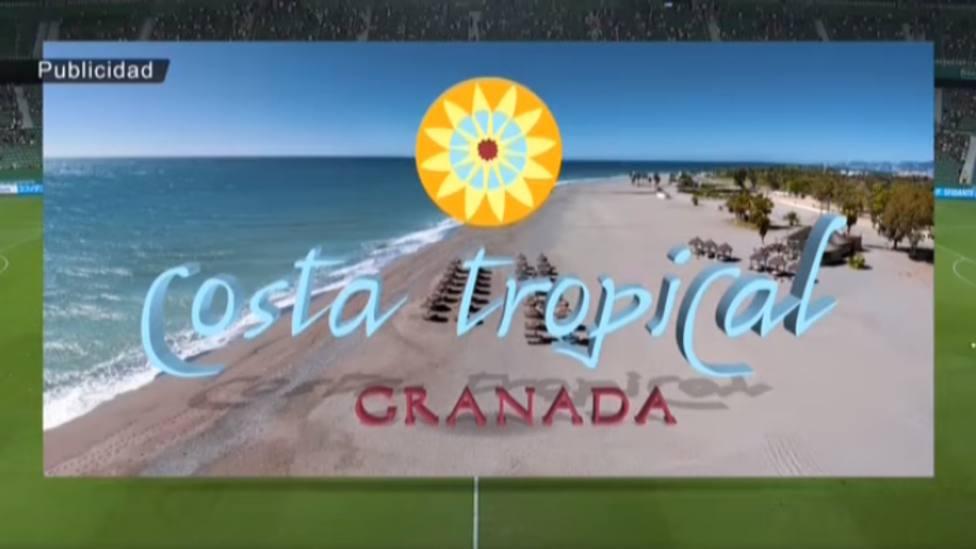 La Costa Tropical muestra sus playas y buenas temperaturas durante los partidos de fútbol de la liga