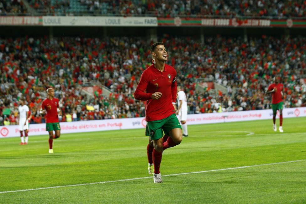 Portugal vs Qatar