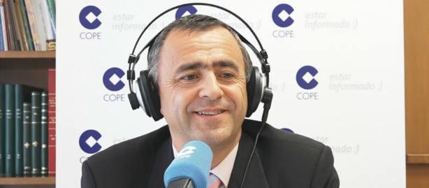 Fernando Giménez Barriocanal, Vicesecretario para Asuntos Económicos de la Conferencia Episcopal Española. COPE