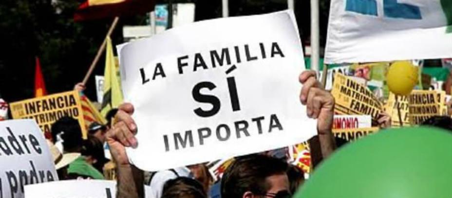 Foto Foro de la Familia
