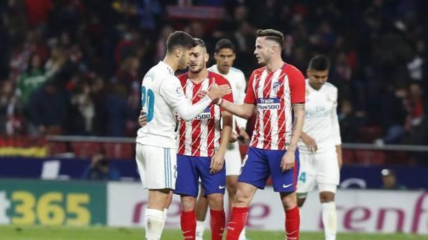Real Madrid-Atlético