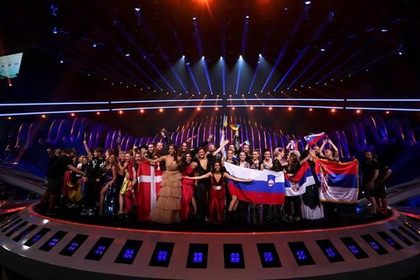 Vive la noche de Eurovisión, en COPE.es