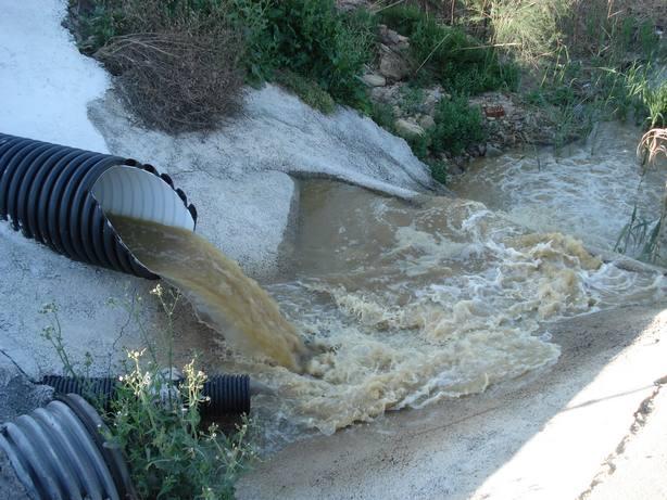 Ecologistas en Acción denuncia ante la CHS nuevos vertidos al Río Segura