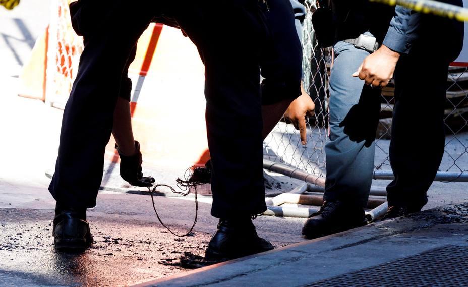 Ascienden a 10 los paquetes con explosivos en EEUU, en un acto terrorista
