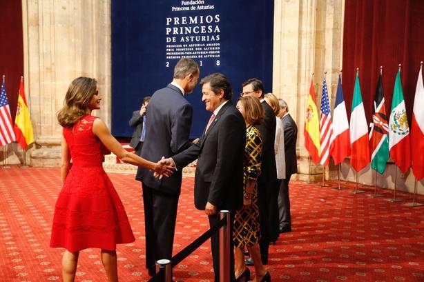 La Fundación Princesa de Asturias abre el plazo de presentación de candidaturas para 2019