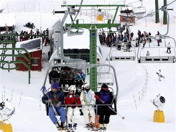 Valdezcaray abre con 21 de sus 26 pistas en funcionamiento