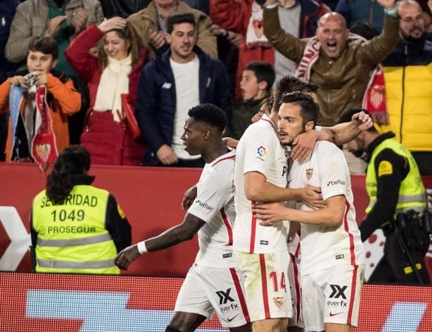 (Crónica) El Sevilla hace un imposible, el Valencia se frena y el Leganés se anima