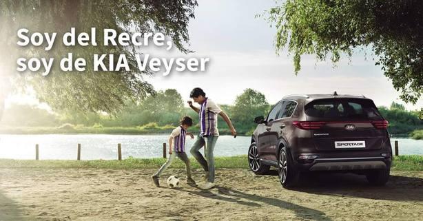 Kia Veyser Patrocinador Oficial del Recre