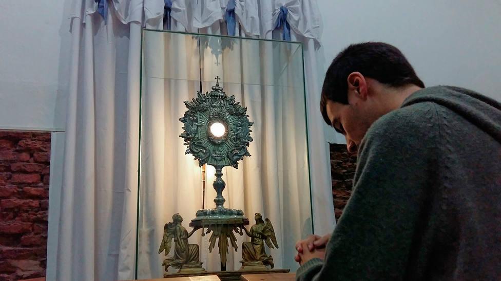La mayor ilusión de San Pascual Bailón era poder ayudar en la preparación de la Eucaristía