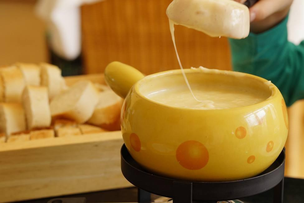 Si te gusta el queso, Suiza es tu lugar de destino estas vacaciones