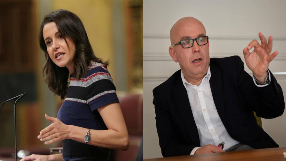 El enganchón entre Arrimadas y el abogado de Puigdemont al comparar la situación del Reino Unido con el 155