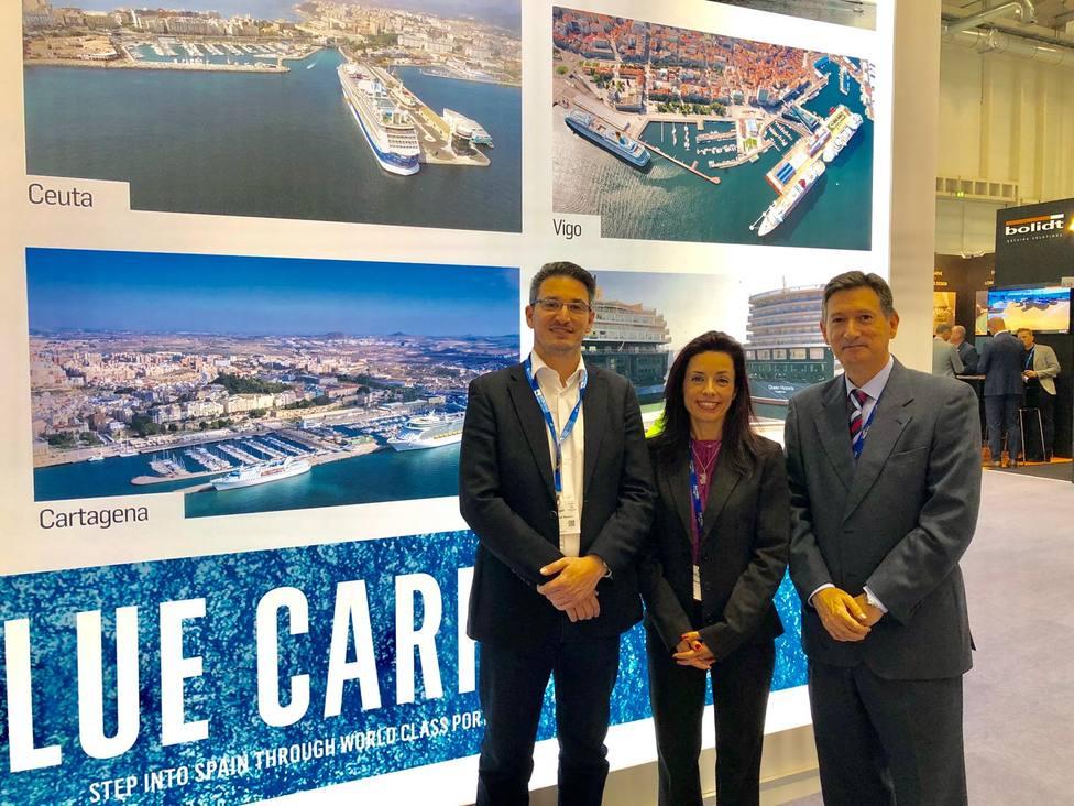 El puerto de Cartagena participa en Seatrade Europe de Hamburgo