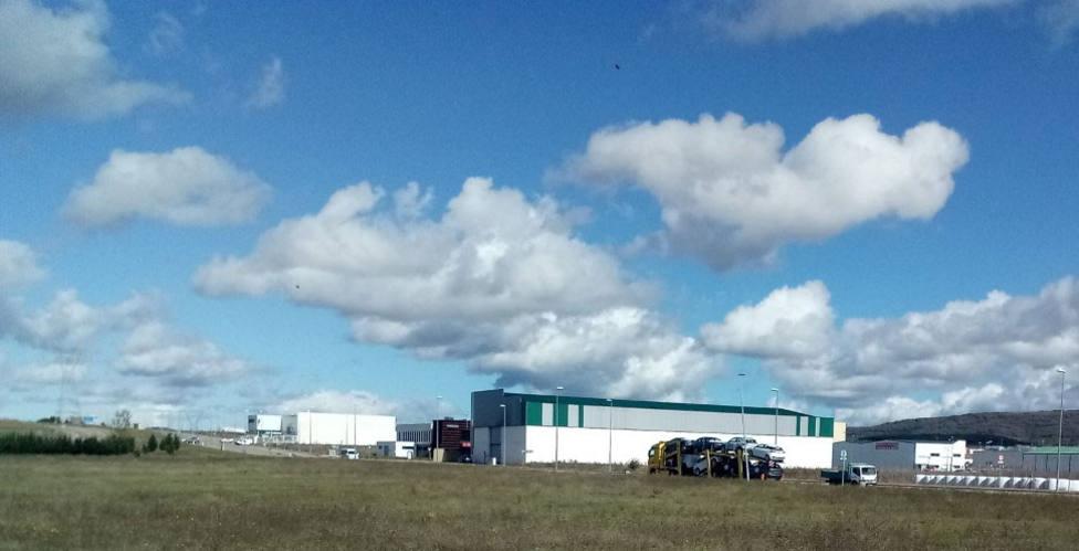 Aguilar quiere crear un Centro de Transportes en el polígono industrial