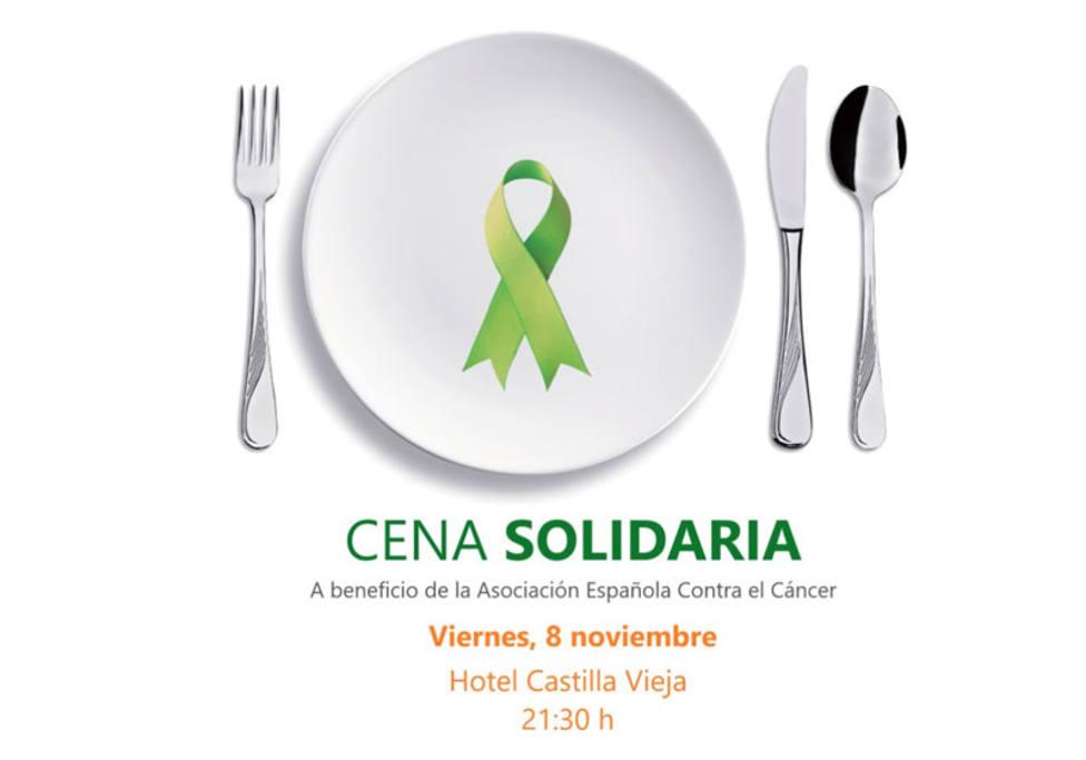 AECC Palencia celebra su cena solidaria para recaudar fondos contra el cáncer