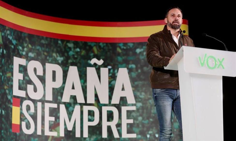 Las dura lucha contra ETA de Santiago Abascal contada por un amigo íntimo en COPE, y otras noticias