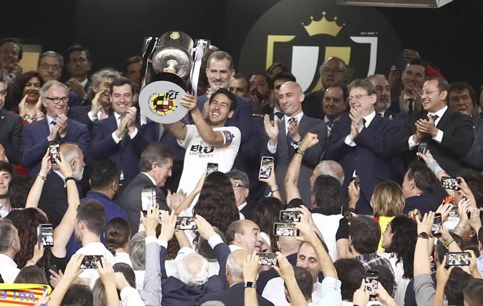 RFEF adjudica por casi 80 millones parte de los derechos de la Copa del Rey hasta 2022, que en España serán de Mediaset