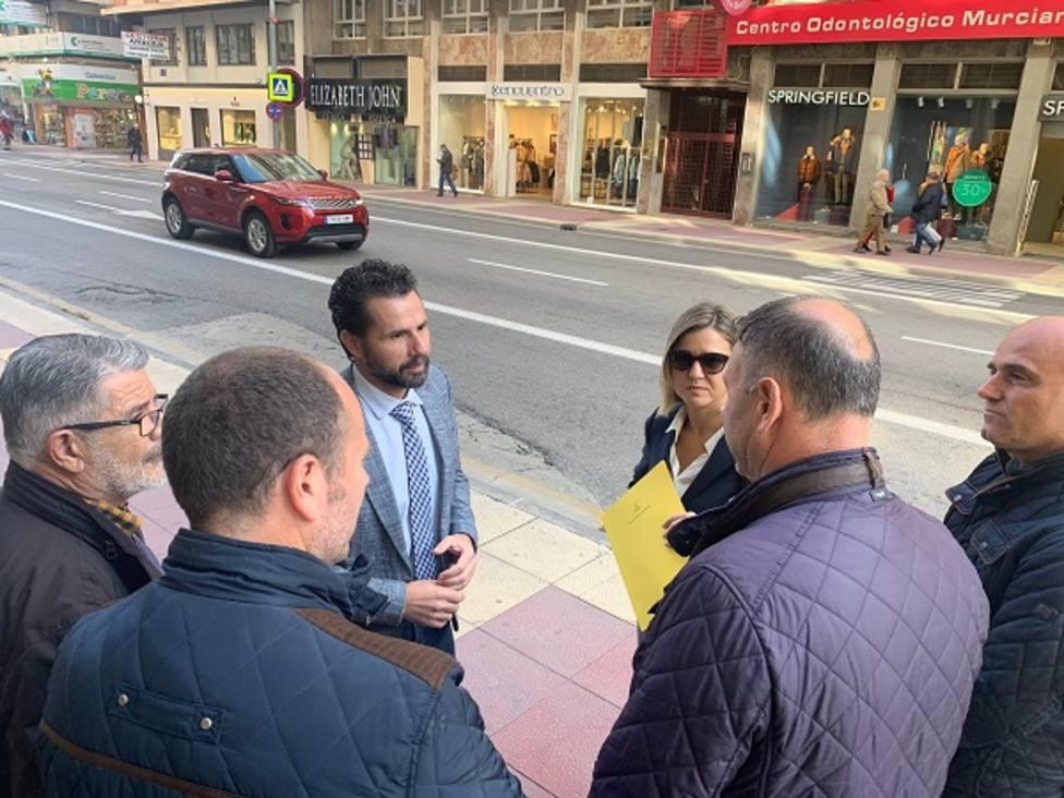 El lunes comienzan las obras de remodelación de la Avenida de la Constitución