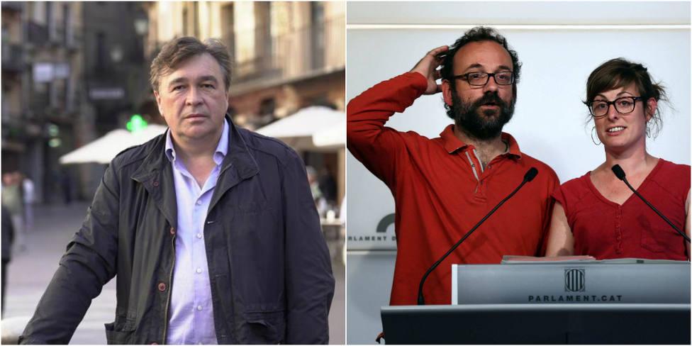 La CUP y Teruel existe logran por primera vez asientos en el Congreso