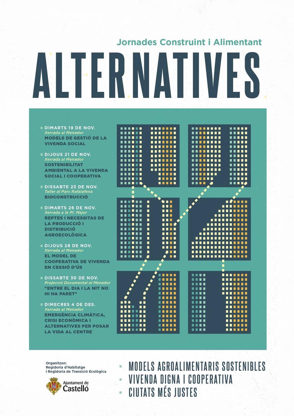 Jornadas alternativas
