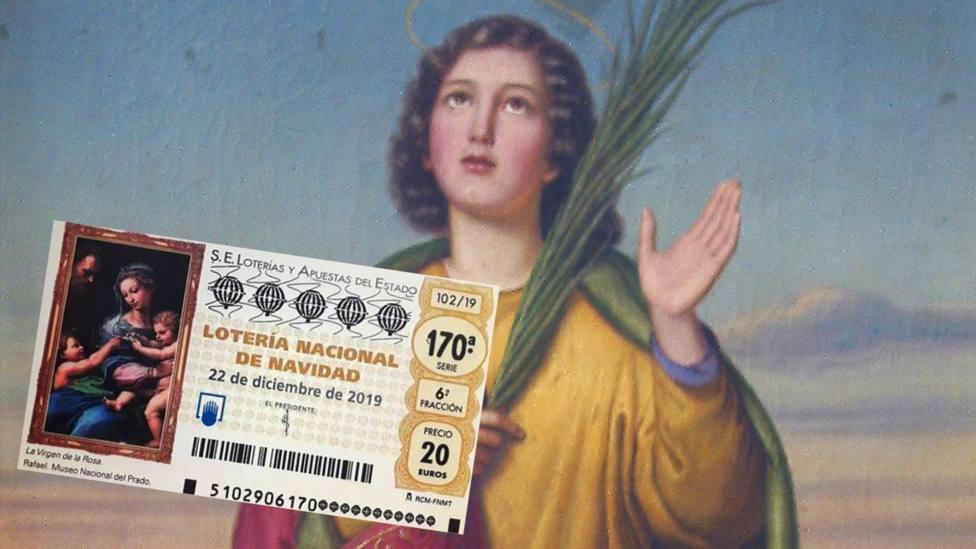 San Pancracio, la verdad tras el santo de la suerte al que rezan para que toque la lotería