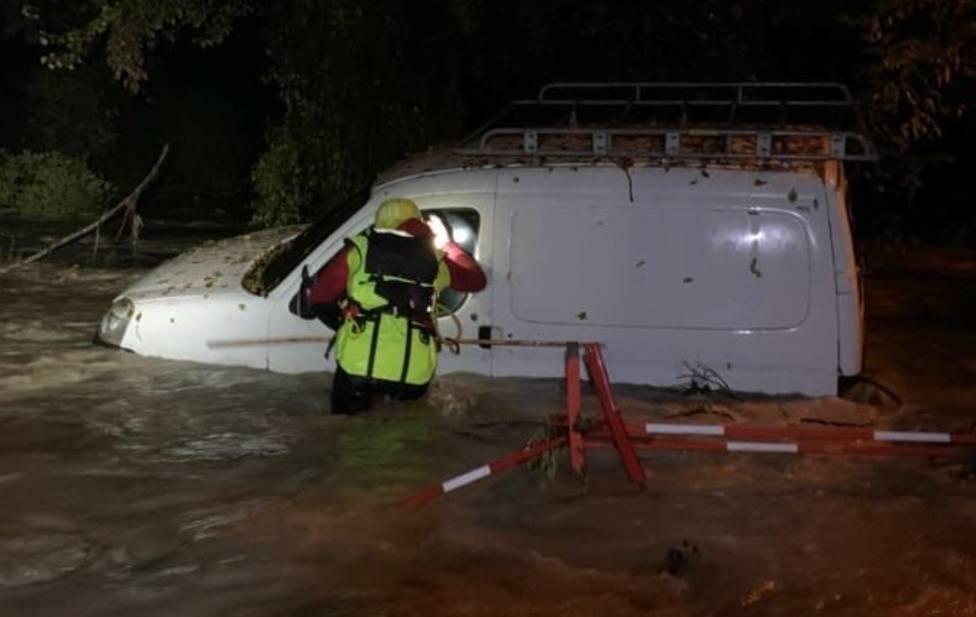 Francia.- Cuatro muertos por el temporal que azota la Costa Azul francesa
