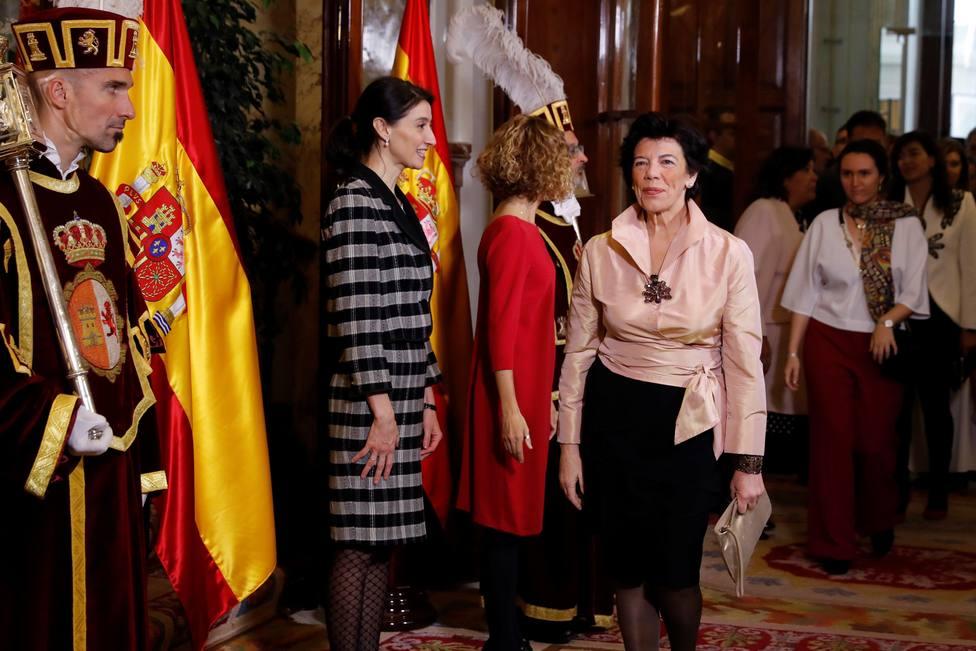 Sesión solemne del Día de la Constitución