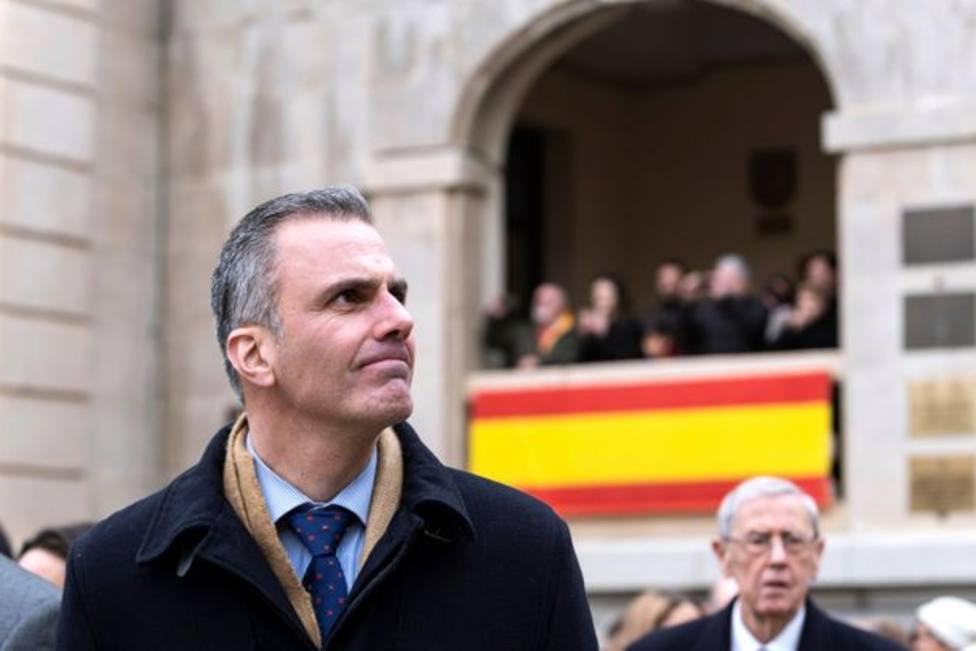 Ortega Smith denuncia el veto a Vox en el Congreso por parte de los partidos que adormecen a los españoles