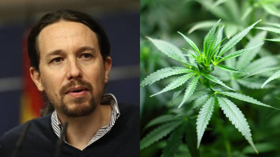 La propuesta sobre el cannabis que apoya Podemos durante la cuarentena