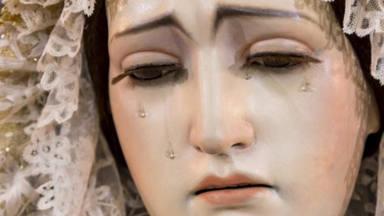 La Virgen de los Dolores, símbolo del sufrimiento de María por Jesús