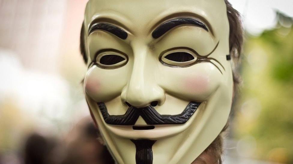 ¿Por qué Anonymous apoya la independencia de Cataluña?