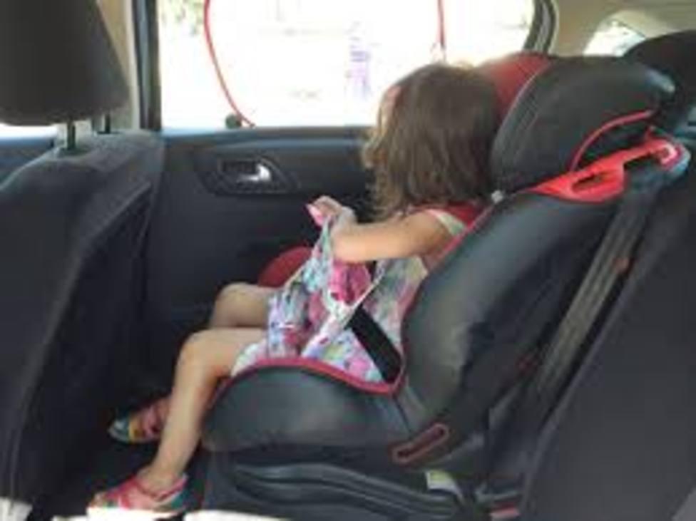 Sistemas de retención infantil