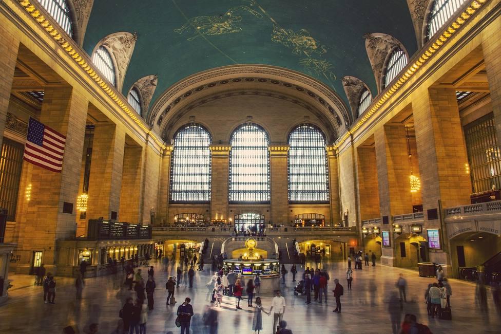 El cuarto de fiestas secreto que unos trabajadores ocultaban bajo la estación de tren Grand Central