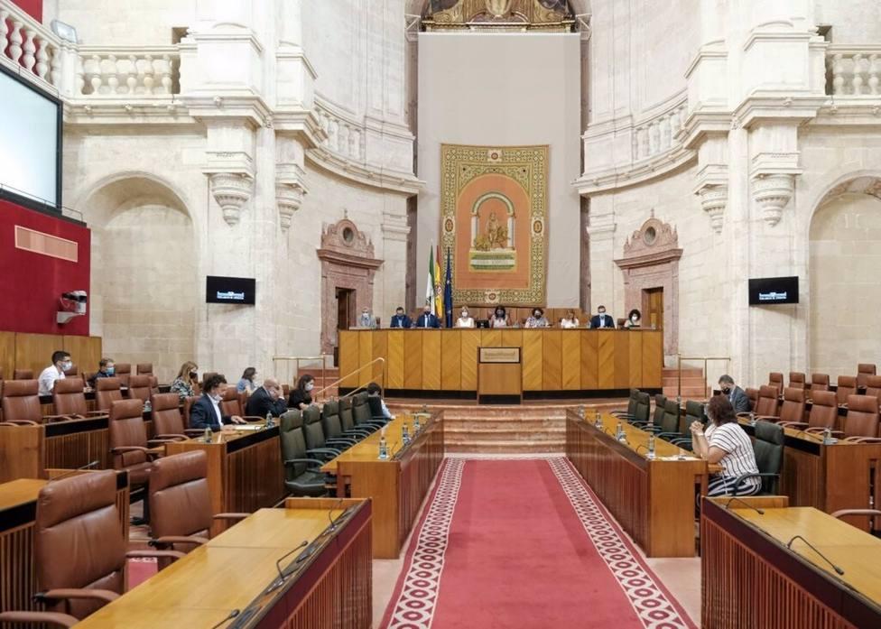El Parlamento aborda este miércoles en Pleno la situación de la Atención Primaria