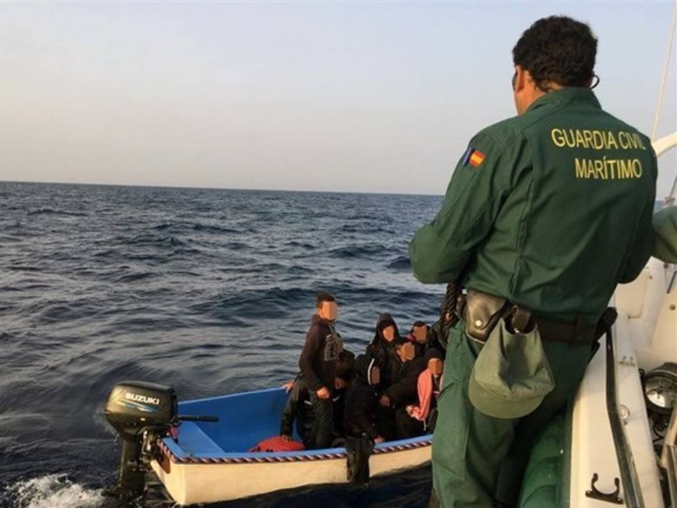 Tres nuevas pateras con 43 migrantes elevan a 178 los llegados entre ayer y hoy