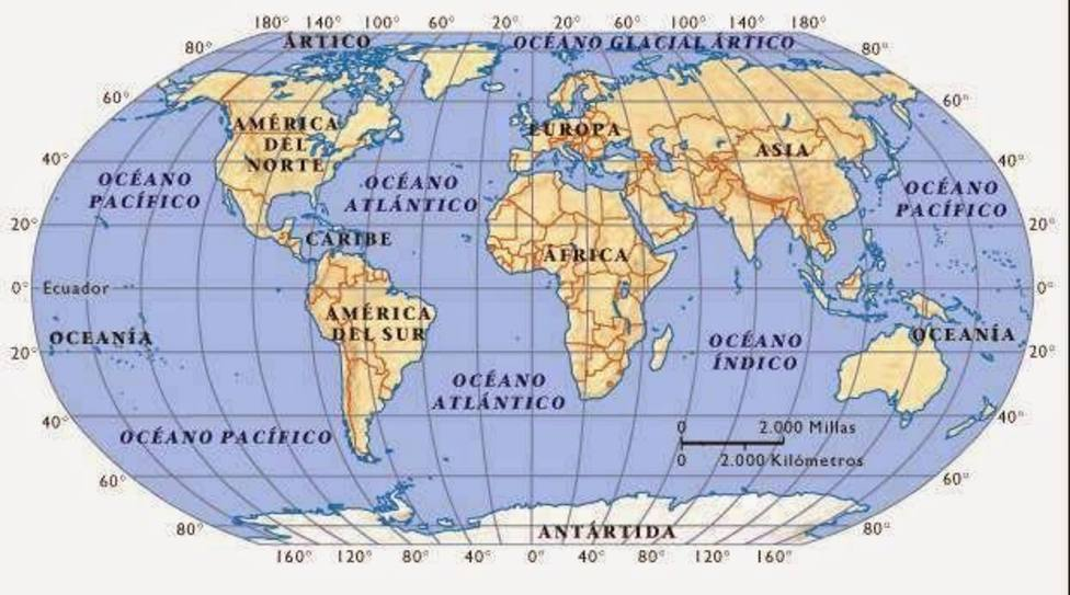 El atlas nunca visto hasta ahora