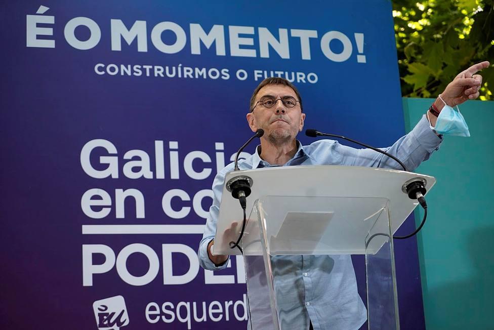 Las palabras de Monedero contra Vox que muchos censuran: Hay que mancharse las manos